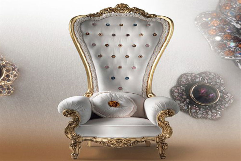 Classical Bedroom Chair08