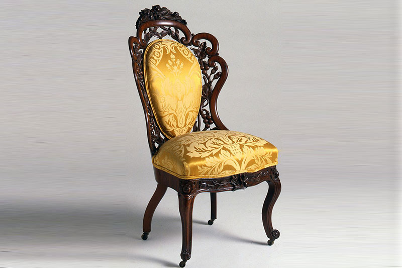 Classical Bedroom Chair07