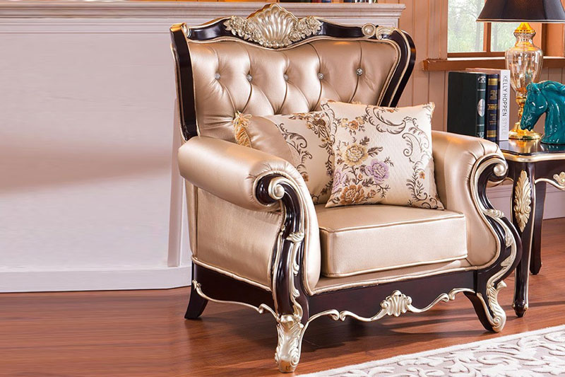 Classical Bedroom Chair05