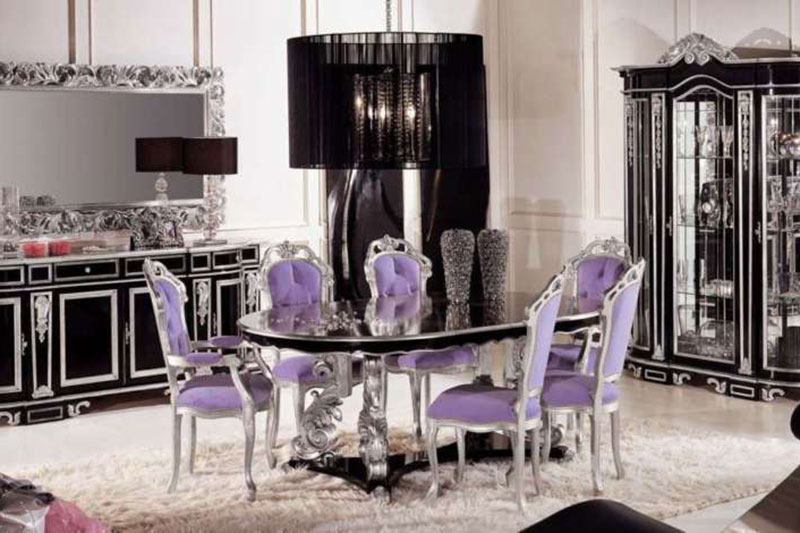 Classical Dining Table010