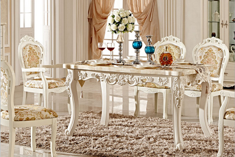 Classical Dining Table08