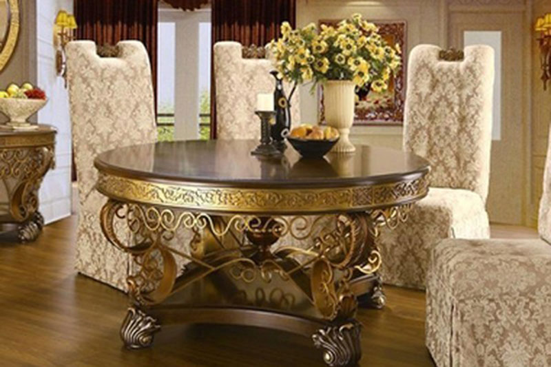Classical Dining Table04