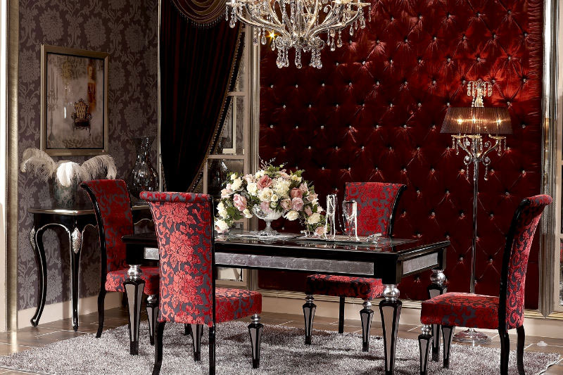 Classical Dining Table06