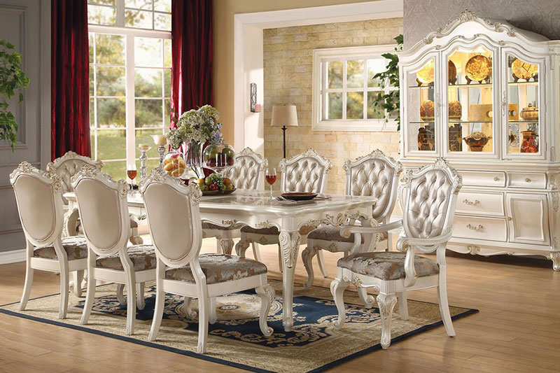 Classical Dining Table05