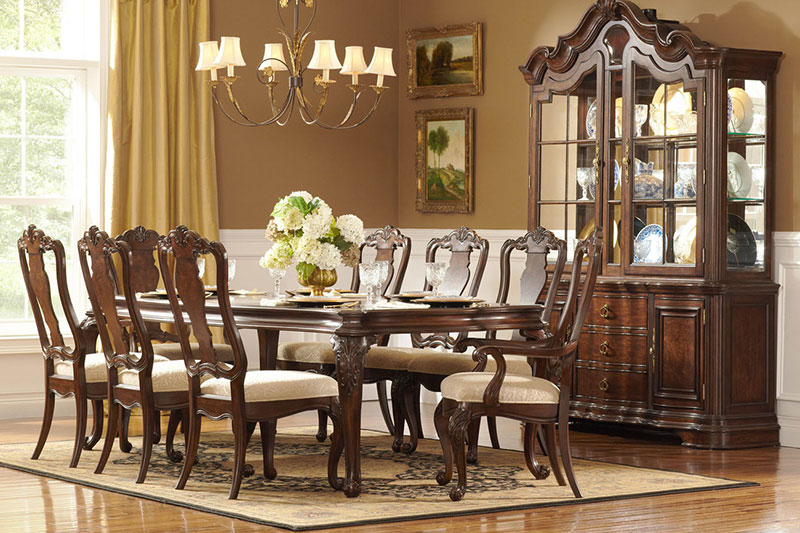 Classical Dining Table03