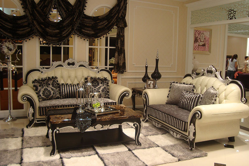 Classical Sofa Sets013
