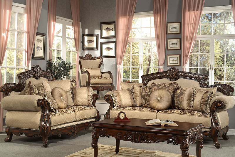 Classical Sofa Sets02