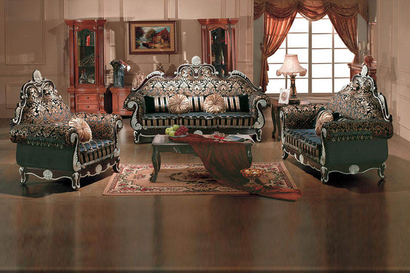 Classical Sofa Sets05