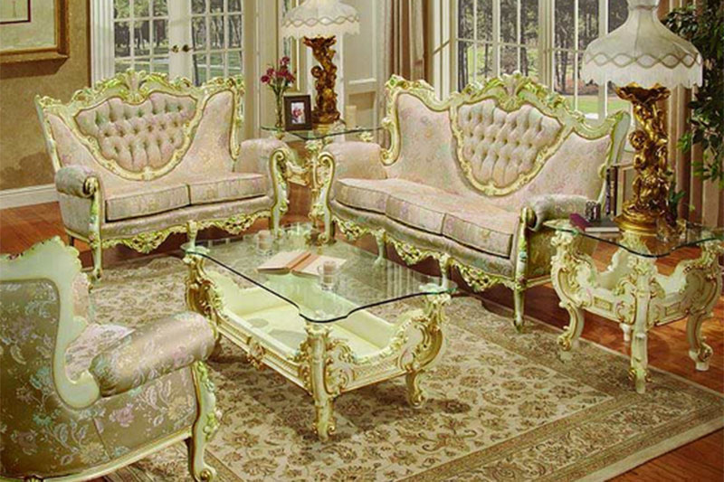 Classical Sofa Sets07