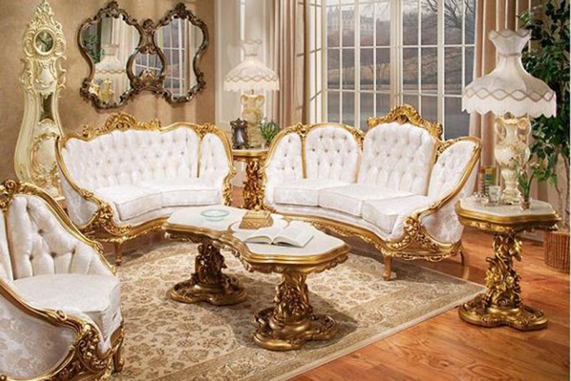 Classical Sofa Sets08
