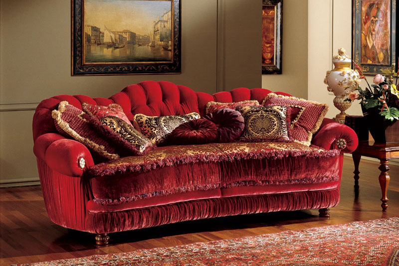 Classical Sofa Sets09