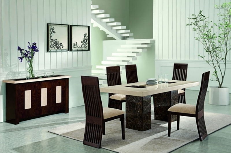 Modern Dining Table02
