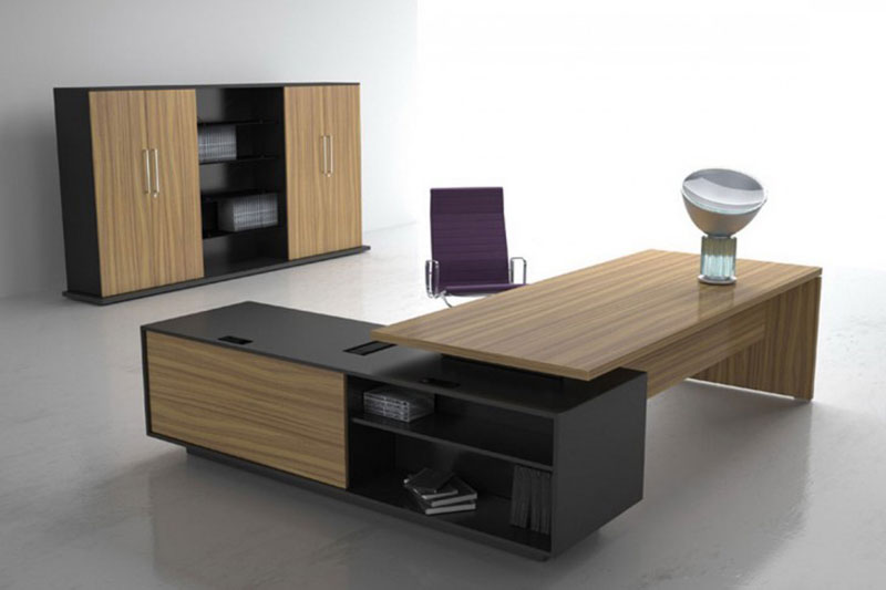 Modern Wooden Office Table012
