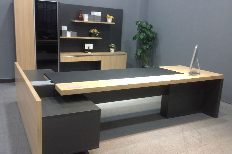 Modern Wooden Office Table05