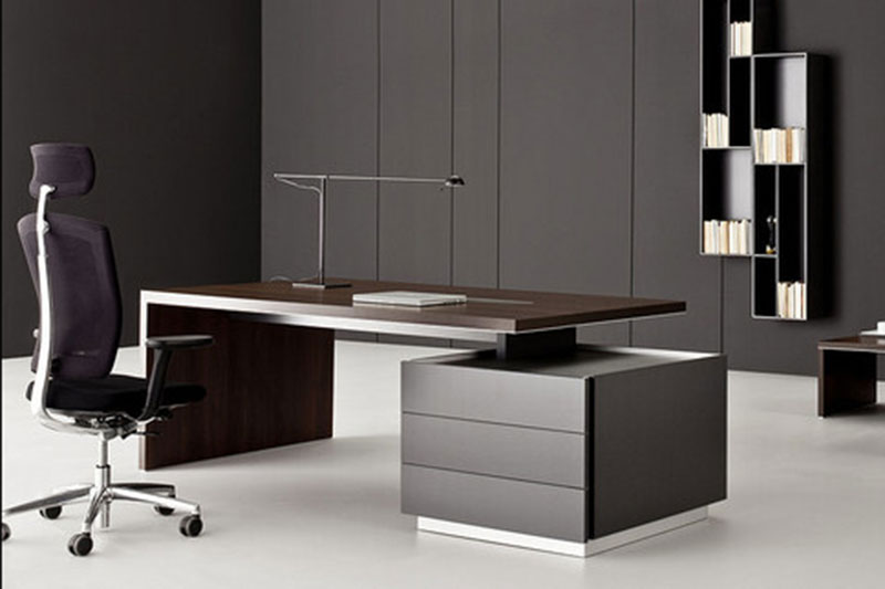 Modern Wooden Office Table02