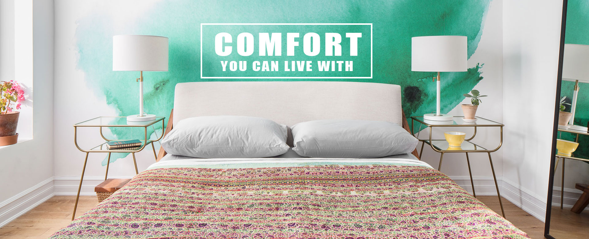 Comfort You Can Live With